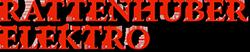 Rattenhuber Elektro Logo